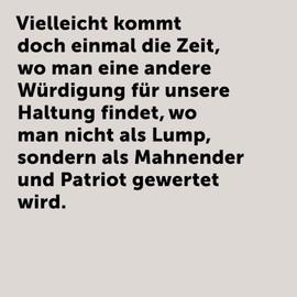 Peter Graf Yorck von Wartenburg in seinem Abschiedsbrief an die Mutter vom 8. August 1944