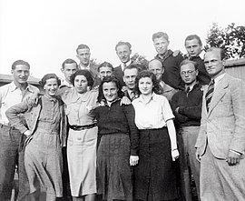 Illegales Treffen auf Gut Winkel, 1941