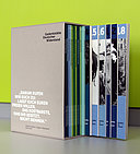Alle 18 Themenkataloge zur Dauerausstellung Widerstand gegen den Nationalsozialismus als Gesamtausgabe im Schuber