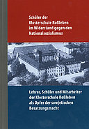 Widerstand gegen den Nationalsozialismus