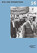 Themenkatalog 16 zur Dauerausstellung Widerstand gegen den Nationalsozialismus