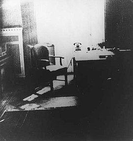 Dienstzimmer von Claus Schenk Graf von Stauffenberg, 1944