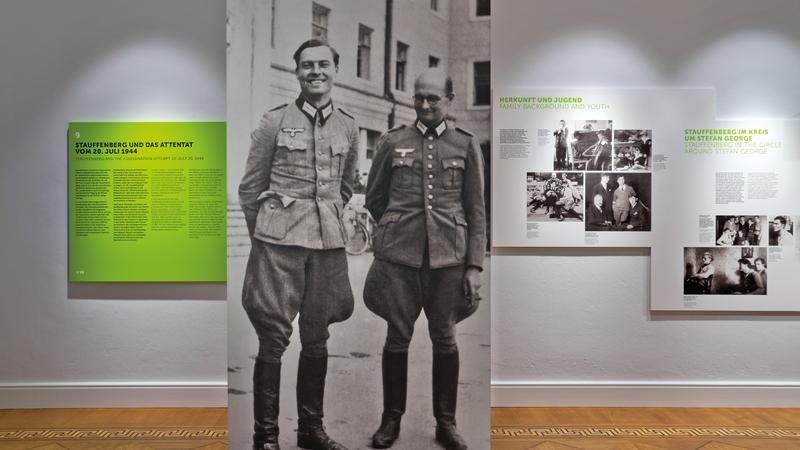 9 Stauffenberg und das Attentat vom 20. Juli 1944