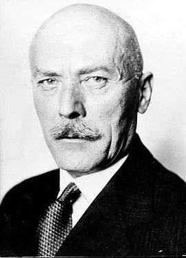 Friedrich-Werner Graf von der Schulenburg