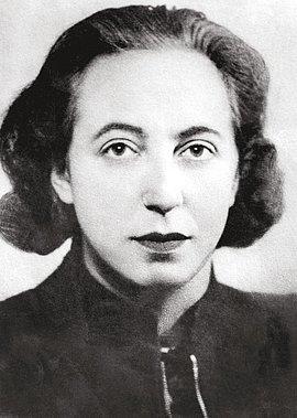 Hilde Meisel (Hilda Monte)